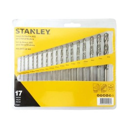 Set De 17 Mechas Hss Stanley