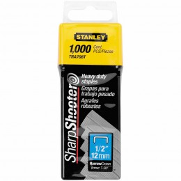Grapas 1/2 Heavy Duty Staples-cor.ang.x1000 Stanley