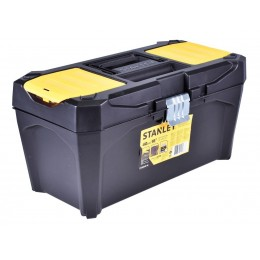 Caja De  16  Superapilable  Broche Met. Stanley