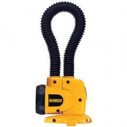 Linterna Inalambrica Flexible Dewalt 18v