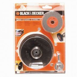 Kit Para Taladro Black & Decker (u2000a)