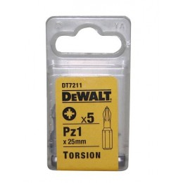 Punta Torsion Pz1 25mm Dewalt