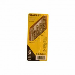 Set De 6 Mechas Hss Stanley