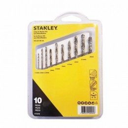 Set De 10 Mechas Hss Stanley