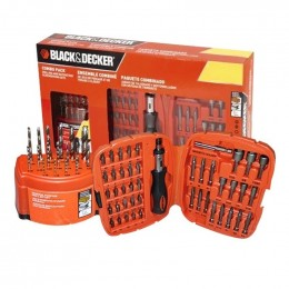 Set De 62 Piezas Black & Decker